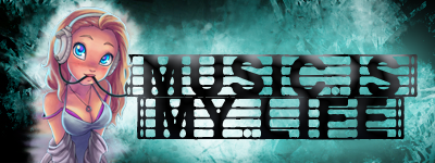 Music is my life by ZWARR