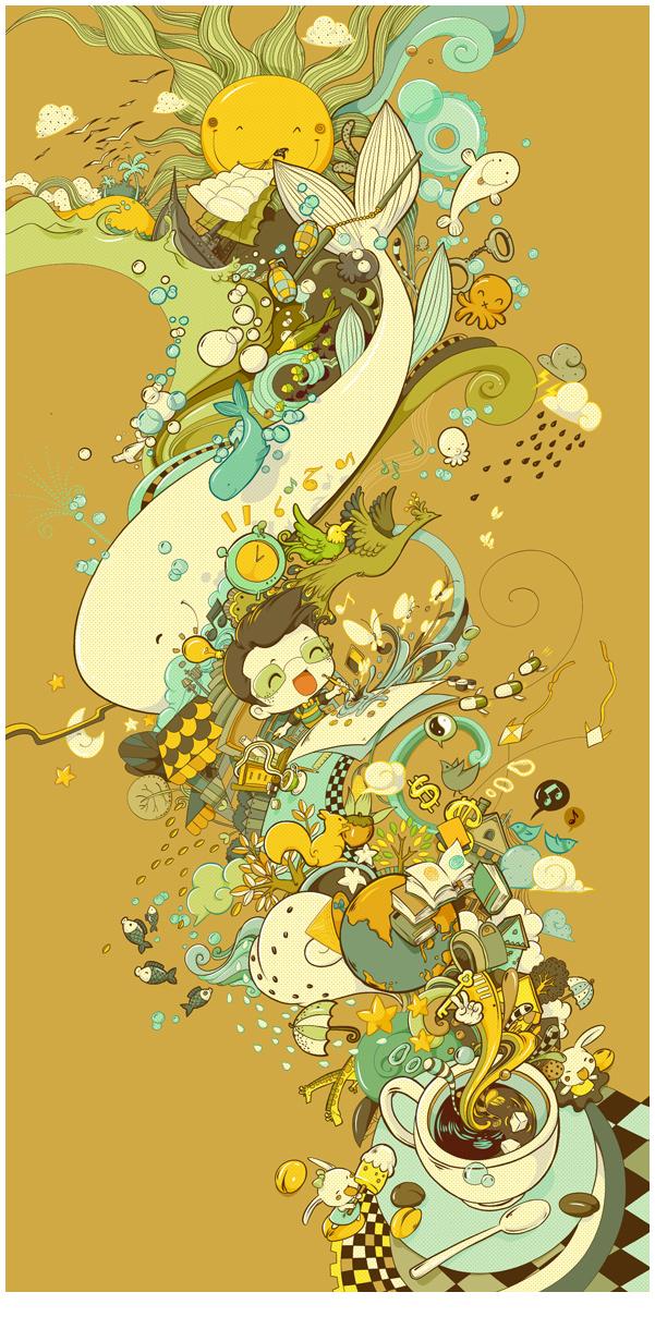 Coffee by xnhan00