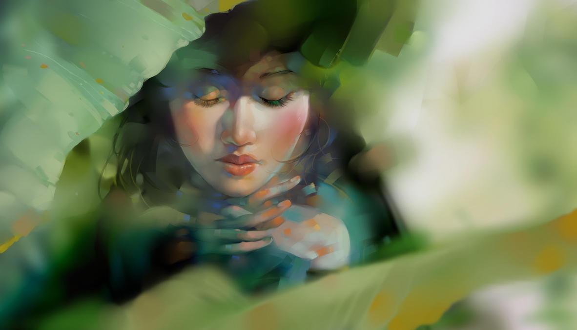 Foliage by xnhan00