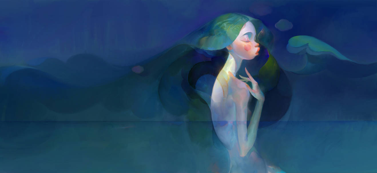 Mermaid by xnhan00