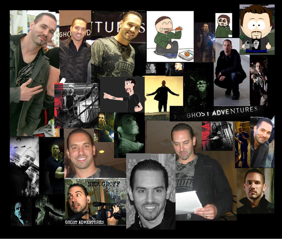 Nick Groff collage by airbender01