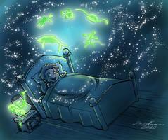 Dreaming by art2work