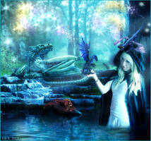 Dragonborn by Liancary-art