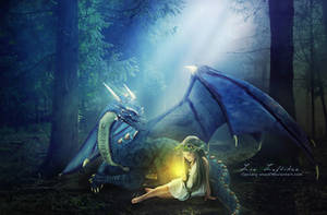 Savior by Liancary-art