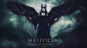 Maleficent by Liancary-art