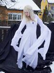 White lady - stock