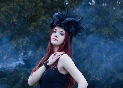 Elayne - gothic stock