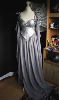 Elven Gown - whispering star