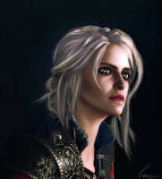 Ciri : The Witcher