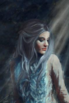 Princess of the lightforest