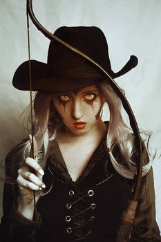 High Noon Ashe - Halloween inspired