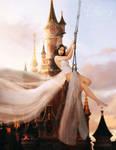 Disneyland Paris - by Liancary