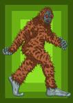 Bigfoot Full Body