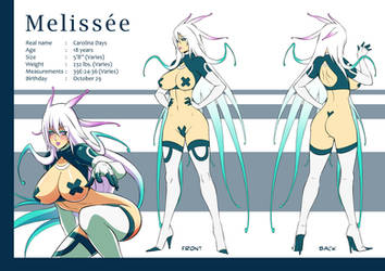 Melissee Concept 01 by DoctorZexxck