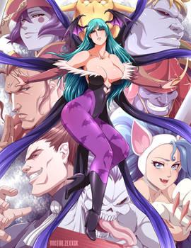 UDON's Capcom fighting Tribute