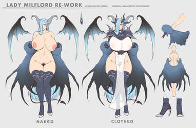 Lady MilfLord Concept Contest by DoctorZexxck