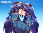 Lucina x Lucina Commission