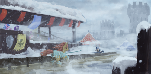 Winter tourney by Cannibalus