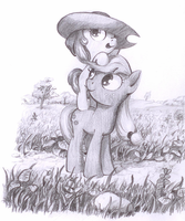 Apple sisters by Cannibalus