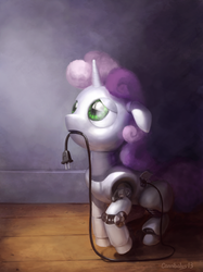 Please feed me by Cannibalus