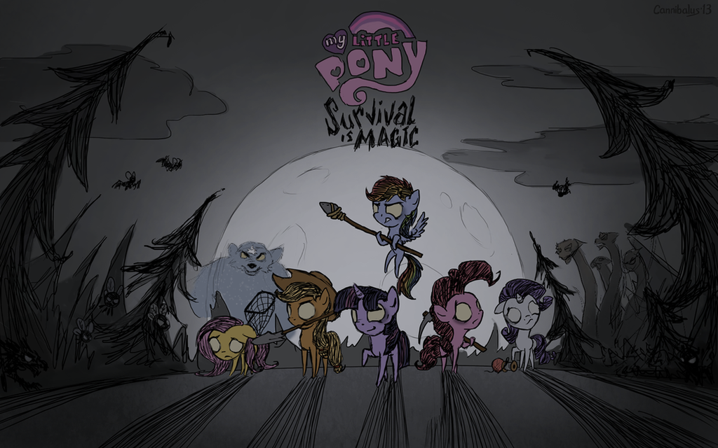 Survival is magic by Cannibalus