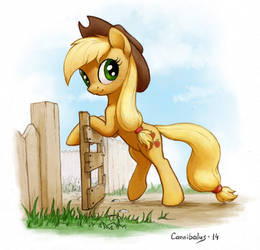 Applejack by Cannibalus