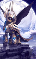 Ruhig-Artanis by Cannibalus
