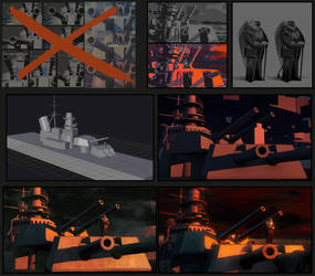 Dusk of the Griffonian Navy (WIP)
