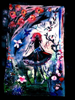Alive in Wonderland