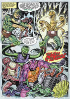 Clan of the Viper comic-page by Predabot