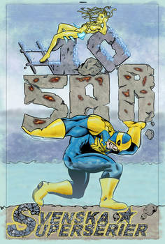 Swedish Super Comics nr. 10