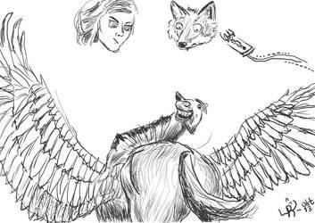 Pegasus-horsie! by Predabot