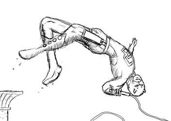Daredevil Jump by Predabot