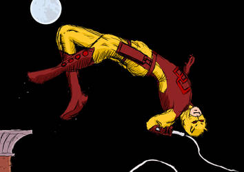 Daredevil Jump Colour by Predabot