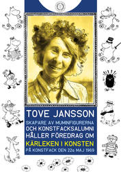 Tove Jansson poster