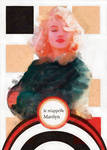 Marilyn Monroe commission by Predabot