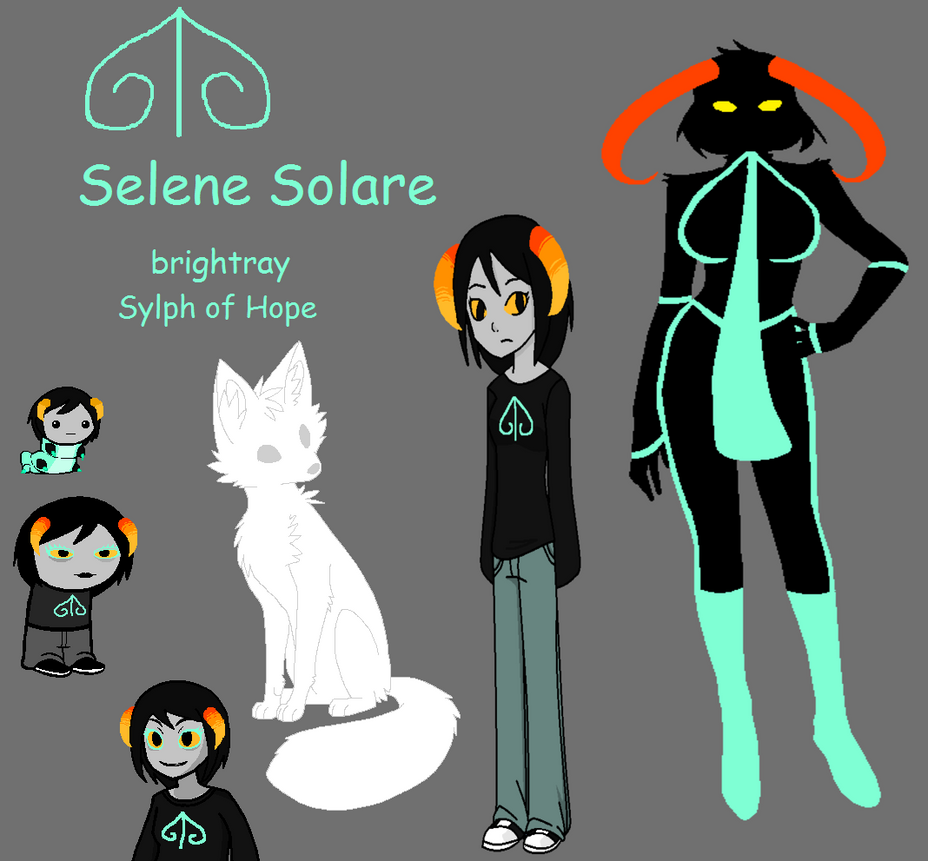 solar system homestuck trolls - photo #47