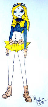Sailor Terra