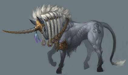 Unicorn mount by slipgatecentral