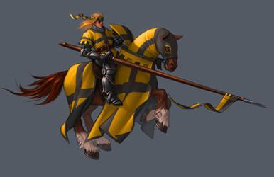Knight-paladin by slipgatecentral