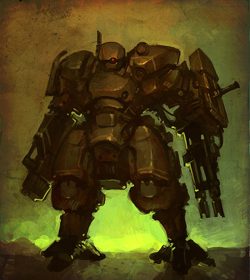 mecha by slipgatecentral