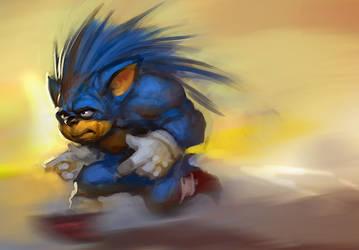 Sonic next-gen by slipgatecentral