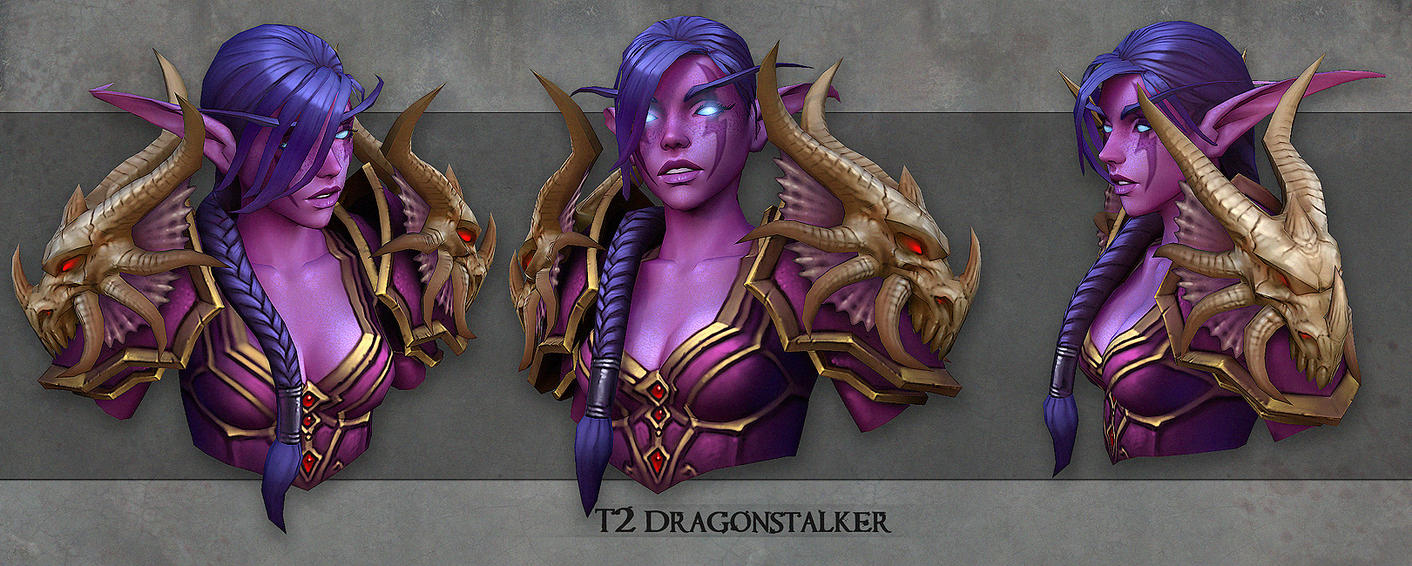 T2 Dragonstalker by slipgatecentral