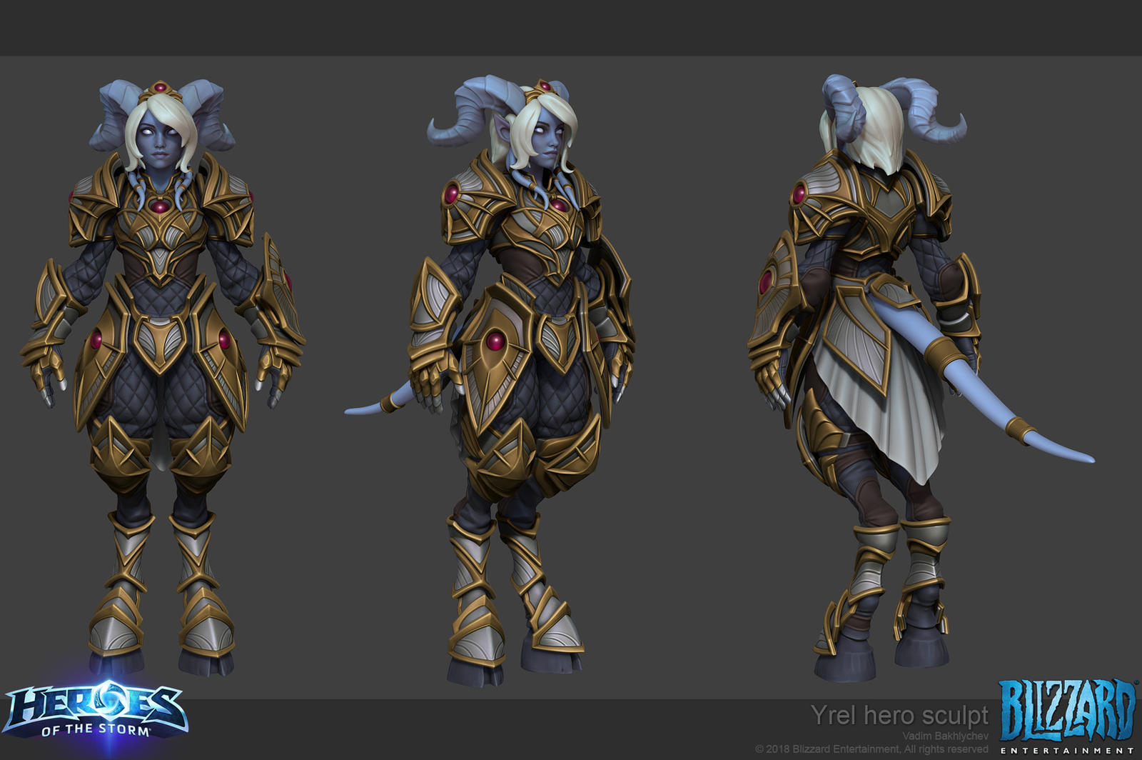 Heroes Of The Storm Yrel By Slipgatecentral On Deviantart She is going to be one of the strongest pocket picks in the game with the ability. heroes of the storm yrel by