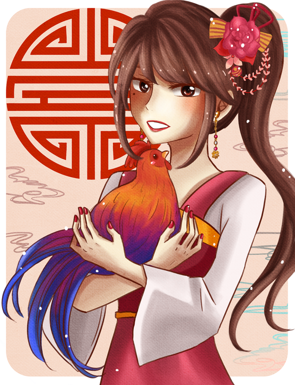 CNY 2017 by retropiink