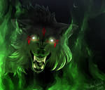 YCH 'Green Flame'