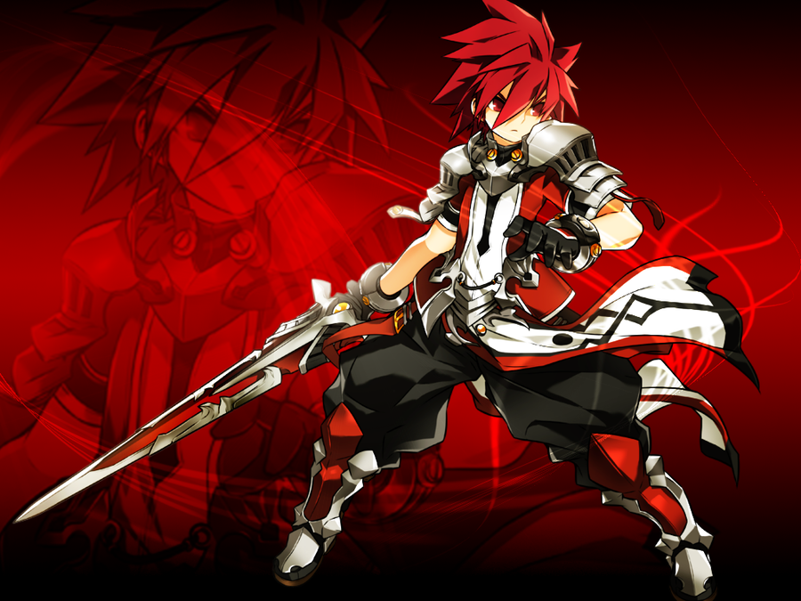 Elsword Lord Knight Wallpaper by Ha-Na-Sa-Ku