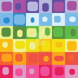 Colorsplash Poster Pattern Design