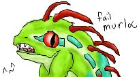 Iscribble Murloc by Ms-Silver