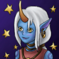 Soraka Avatar by Ms-Silver